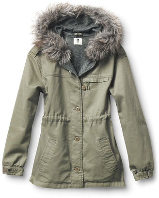Quiksilver QSW Hand Crafted Parka