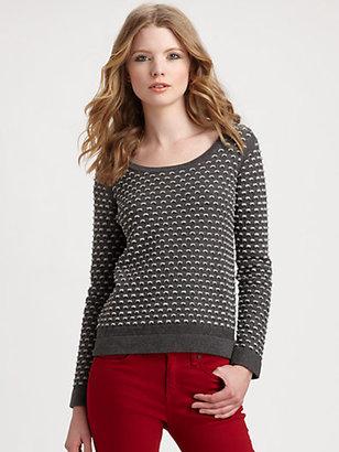 Rag and Bone Rag & Bone Cordoba Wool and Cotton Sweater
