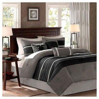 Dakota JLA Home 7pc Microsuede Comforter Set