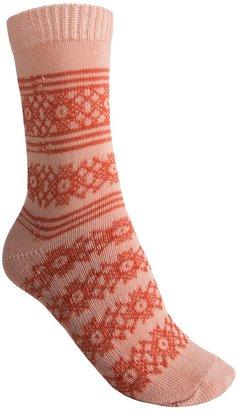 B.ella Shannon Crew Socks - Pool Tile Stripe (For Women)