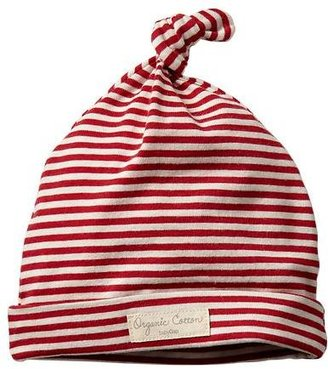 Gap Organic stripe knot hat