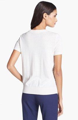 Kate Spade 'mercy' Cotton Blend Sweater