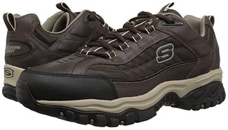 Skechers Energy - Downforce (Brown/Taupe) Men's Cross Training Shoes
