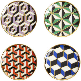 Jonathan Adler Versailles Coaster - Set of 4