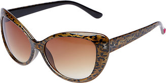 Cat Eye Plastic Leopard