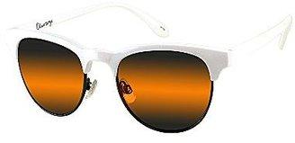 JCPenney Olsenboye® Grand Central Clubmaster Sunglasses
