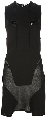 Givenchy cut-out detail dress