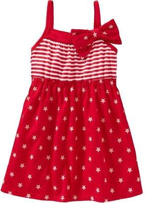 Old Navy Stars & Stripes Dresses for Baby