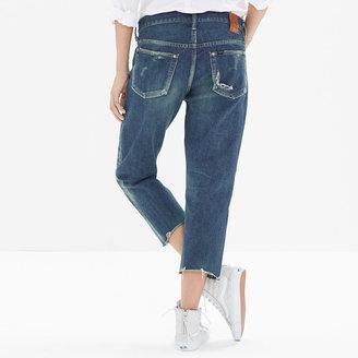 Madewell Chimala® Denim Ankle jeans
