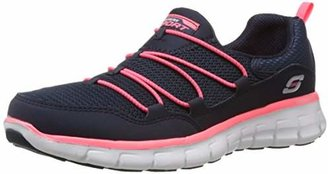 Skechers Synergy Loving Life, Women Fitness Shoes,3 UK (36 EU)
