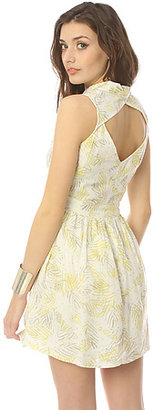 O'Neill The Mandy Collared Open Back Dress