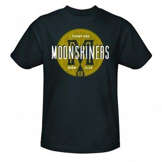 Discovery Moonshiners Thump Keg T-Shirt - Charcoal
