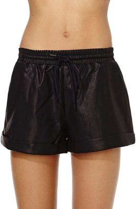 Finders Keepers Track Star Shorts