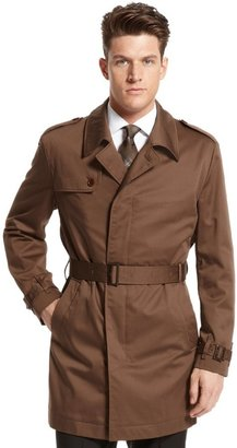 HUGO BOSS Classic 'The Flash' Trench Coat by BOSS