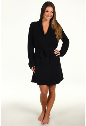 Juicy Couture Cashmere Robe (Black) - Apparel