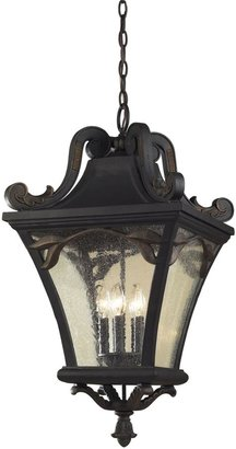 Bed Bath & Beyond ELK Lighting Hamilton Park 5-Light Outdoor Pendant