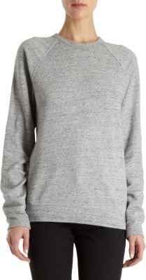 Alexander Wang Heathered Pull Over