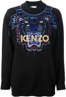Kenzo tiger sweater