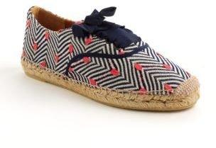 Missoni Herringbone Derby Shoes