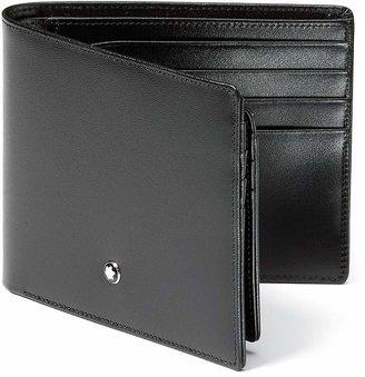 Montblanc Meisterstück 11 Card Wallet $395 thestylecure.com