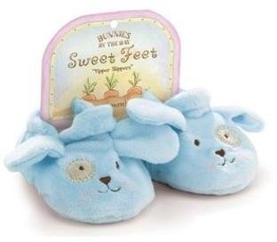 Bunnies by the Bay Kids Preferred LL01 OF 01 Blue Skipit Slippers by 702023