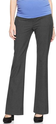 Gap Full panel perfect trouser plaid pants