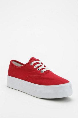 BDG Canvas Flatform-Sneaker