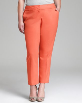 Vince Camuto Plus Skinny Ankle Pants