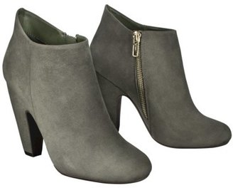 Mossimo Women's Vonnie Shootie Ankle Boot - Moss Green