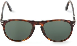 Persol Oval Frame Sunglasses