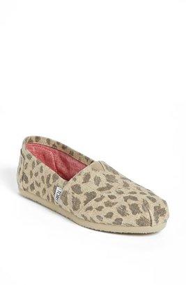 Toms 'Classic - Leopard' Slip-On (Women)