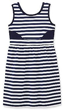 JCPenney Disorderly Kids® Striped Jersey Tank Dress - Girls 7-16