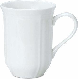 Mikasa Dinnerware, Antique White Cappuccino Mug