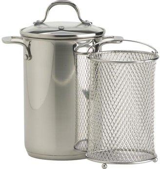 Crate & Barrel Asparagus Steamer