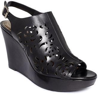 Tahari Women's Jasmine Platform Wedge Sandals
