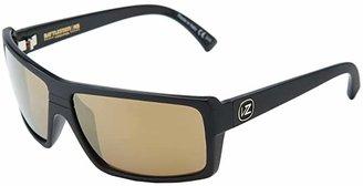 Von Zipper VonZipper Snark '13 (Battlestations Black Gold/Gold Glo) Plastic Frame Sport Sunglasses