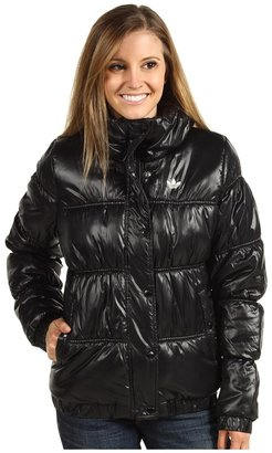 adidas Padded Jacket (Black) - Apparel