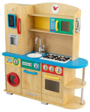 Kid Kraft Cook Together Kitchen