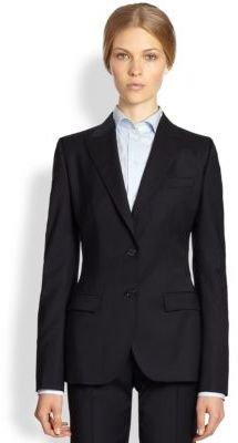 Dolce & Gabbana Wool Suit Jacket