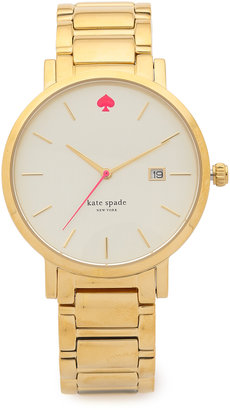 Kate Spade New York Gramercy Grand Bracelet Watch $225 thestylecure.com