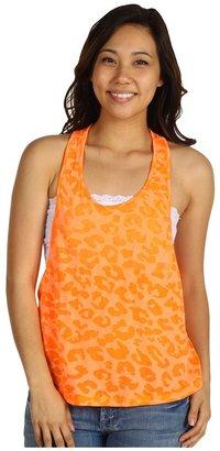 Gabriella Rocha Wendie Racerback Tank Top (Neon Orange) - Apparel