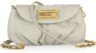 Marc by Marc Jacobs Classic Q Karlie leather mini shoulder bag