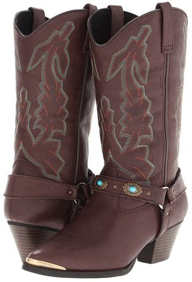 Dingo Phyl (Dark Chocolate) - Footwear
