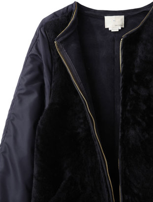 Boy By Band Of Outsiders shearling opera coat