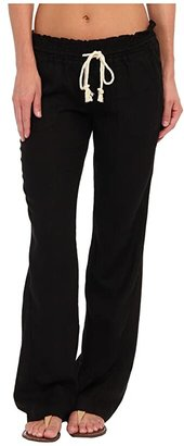Roxy Ocean Side Pant (Dress Blues) Women's Casual Pants
