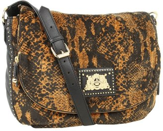 Juicy Couture Ciara Wild Things Snake (Amaretti) - Bags and Luggage
