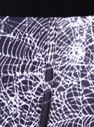 Topman Black Spider Web Halloween Underwear