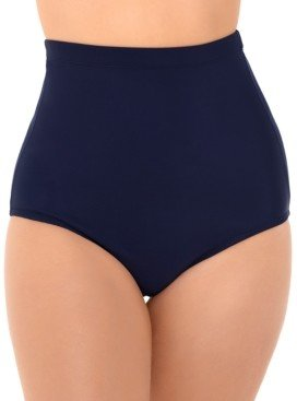 Swim Solutions Ultra High-Waist Swim Bottoms Women's Swimsuit