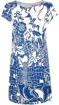 Emilio Pucci print t-shirt dress