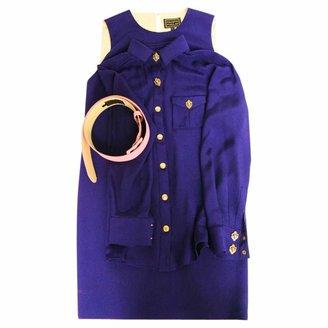 Fausto Puglisi Multicolour Silk Dresses